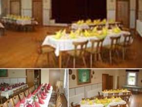 Hochzeitssaal Winnemark, Gasthof, Saal für 140 Personen, Schleswig-Holstein