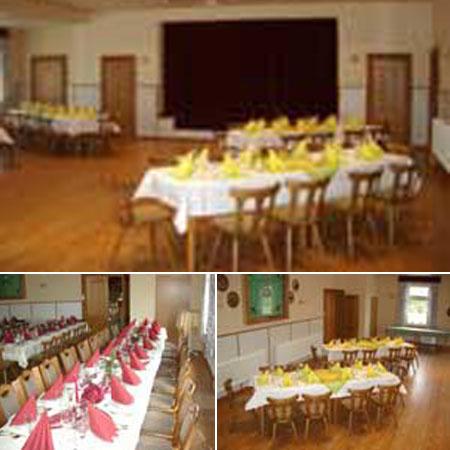 Hochzeitssaal Winnemark