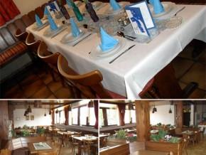 Hochzeitssaal Pfarrweisach, Gasthof, Saal für 50 Personen, Bayern