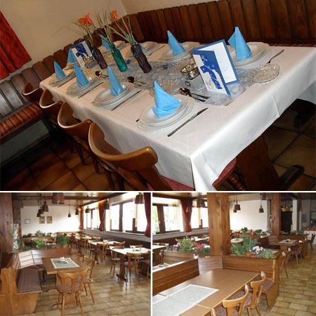 Hochzeitssaal Pfarrweisach