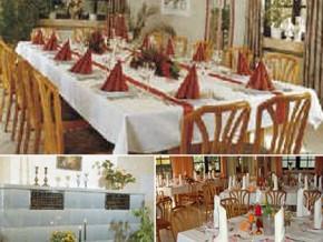 Hochzeitssaal Neuhof, Gasthof, Saal für 100 Personen, Hessen