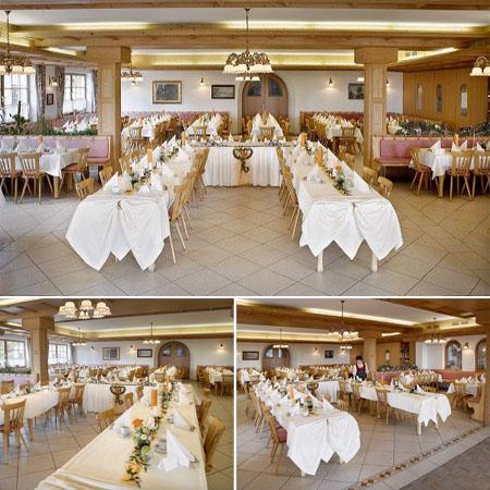 Hochzeitssaal Babensham