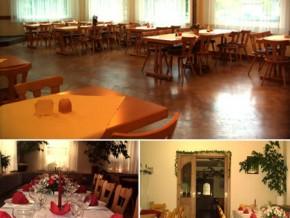 Hochzeitssaal Trockenborn-Wolfersdorf, Gasthof, Saal für 100 Personen, Thüringen
