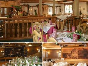 Hochzeitssaal Türkenfeld, Gasthof, Saal für 250 Personen, Bayern