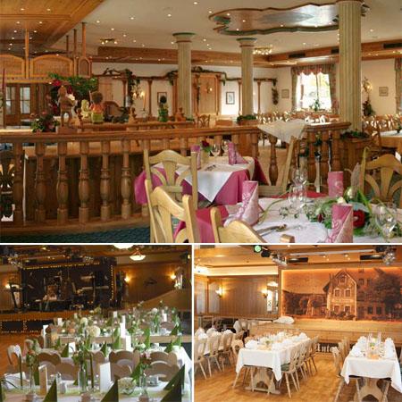 Hochzeitssaal Türkenfeld