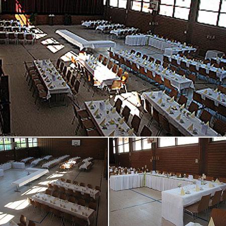 Hochzeitssaal Burtenbach
