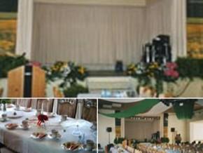 Hochzeitssaal Neukirchen, Gasthof, Saal für 200 Personen, Sachsen