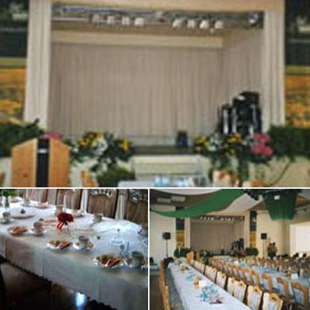 Hochzeitssaal Neukirchen