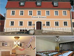 Hochzeitssaal Mügeln, Gasthof, Saal für 160 Personen, Sachsen