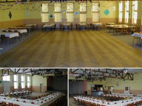 Hochzeitssaal Mühlen Eichsen, Gasthof, Saal für 200 Personen, Mecklenburg-Vorpommern