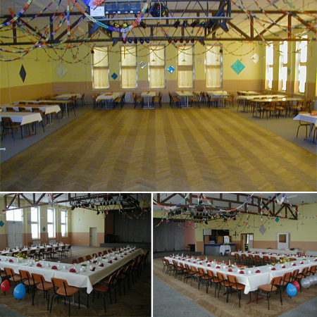 Hochzeitssaal Mühlen Eichsen