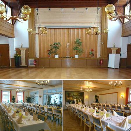 Hochzeitssaal Gelting