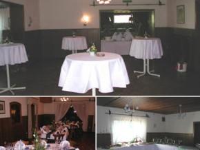 Hochzeitssaal Bassum, Gasthof, Saal für 120 Personen, Niedersachsen