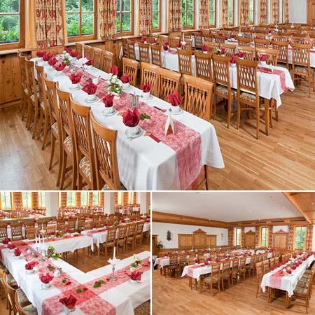 Hochzeitssaal Mehring (Oberbayern)