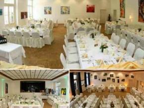 Hochzeitssaal Lengerich-Wechte, Gasthof, Saal für 250 Personen, Nordrhein-Westfalen