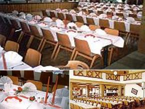 Hochzeitssaal Oberreute, Gasthof, Saal für 400 Personen, Bayern