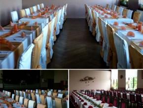 Hochzeitssaal Limbach, Gasthof, Saal für 80 Personen, Sachsen
