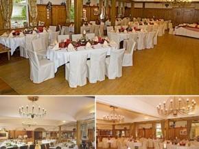 Hochzeitssaal Lemgo, Gasthof, Saal für 250 Personen, Nordrhein-Westfalen