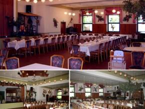 Hochzeitssaal Moritzburg, Gasthof, Saal für 170 Personen, Sachsen