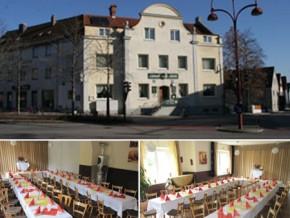 Hochzeitssaal Gersthofen, Gasthof, Saal für 120 Personen, Bayern