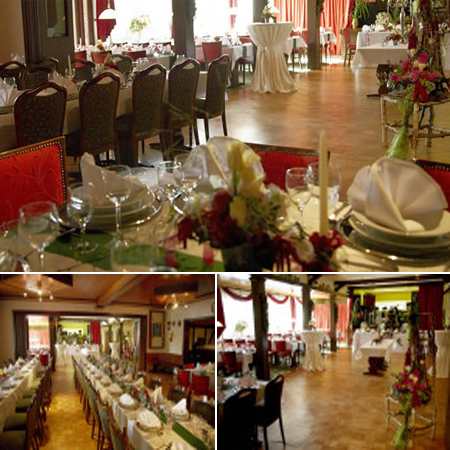 Hochzeitssaal Heinbockel - Hagenah