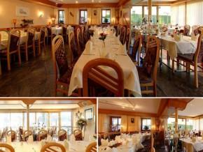 Hochzeitssaal Bergkirchen, Gasthof, Saal für 150 Personen, Bayern