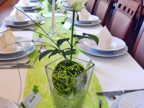 Blumen. Hochzeit