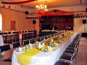 Hochzeit Falkenstein-Vogtland - Location