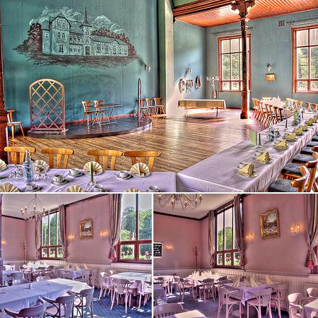 Hochzeitssaal in Erfurt