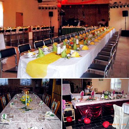 Hochzeitssaal in Falkenstein-Vogtland - Umgebung Plauen