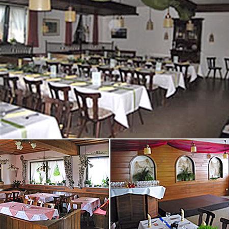 Hochzeitssaal in Hochstadt - Raum München