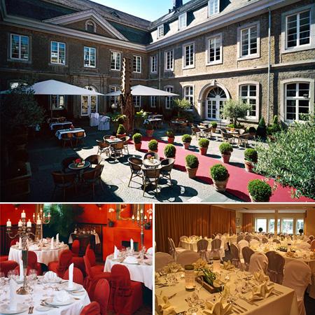 Hochzeitssaal Hotel Bad-Minden
