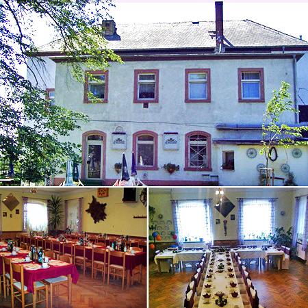 Hochzeitssaal in Leisnig - Umgebung Grimma, Döbeln
