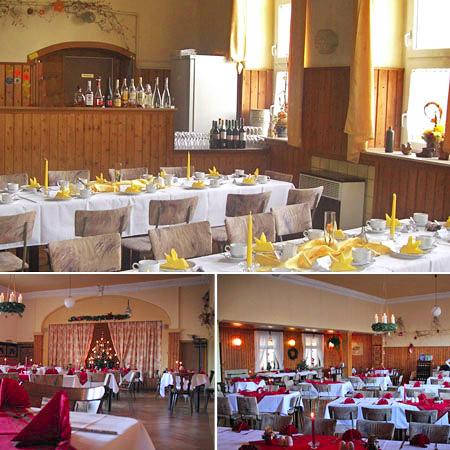 Hochzeitssaal in Naunhof - Großraum Leipzig
