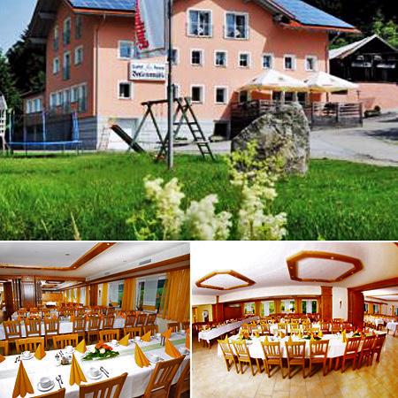 Hochzeitssaal in Waldkirchen - Umgebung Passau