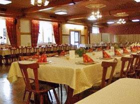 Saal für 250 Personen