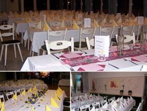 Hochzeitssaal Ruhmannsfelden, Gasthaus, Saal für 550 Personen, Bayern