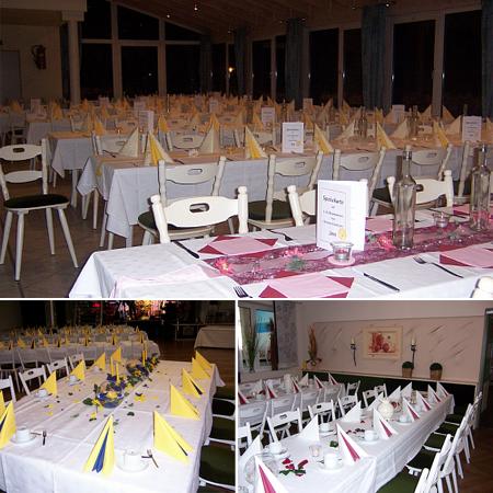 Hochzeitssaal Ruhmannsfelden