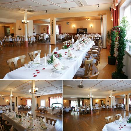 Hochzeitssaal Friedeburg - Etzel
