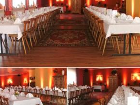 Hochzeitssaal Boxberg-Unterschüpf, Gasthaus, Saal für 100 Personen, Baden-Württemberg