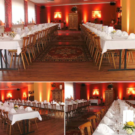 Hochzeitssaal Boxberg-Unterschüpf