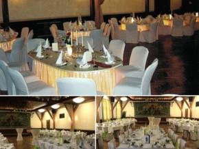 Hochzeitssaal Wedemark, Gasthaus, Saal für 170 Personen, Niedersachsen