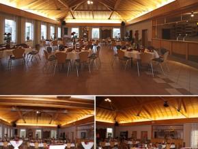 Hochzeitssaal Leidenborn, Gasthaus, Saal für 180 Personen, Rheinland-Pfalz