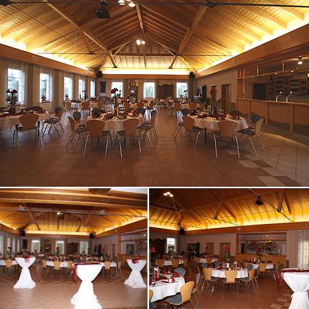 Hochzeitssaal Leidenborn