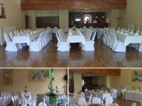 Hochzeitssaal Freyburg, Gasthaus, Saal für 120 Personen, Sachsen-Anhalt