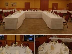 Hochzeitssaal Damme, Gasthaus, Saal für 450 Personen, Niedersachsen