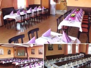 Hochzeitssaal Diemelsee, Gasthaus, Saal für 130 Personen, Hessen