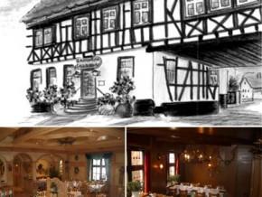 Hochzeitssaal Messel, Gasthaus, Saal für 40 Personen, Hessen