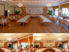 Hochzeitssaal Bad Iburg / Glane, Gasthaus, Saal für 300 Personen, Niedersachsen