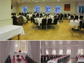 Hochzeitssaal Roßhaupten, Gasthaus, Saal für 180 Personen, Bayern